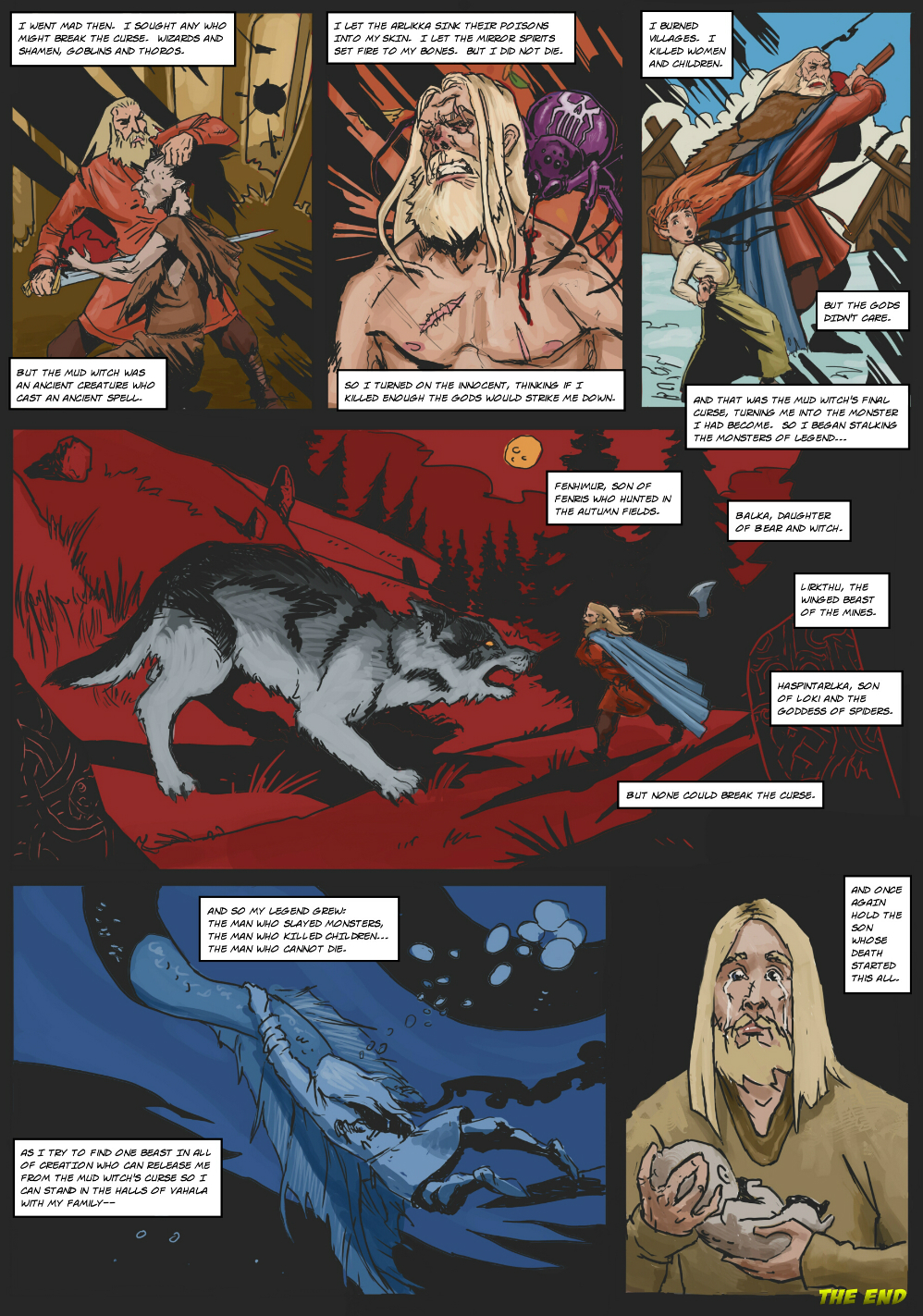 Immortal Viking pg 6