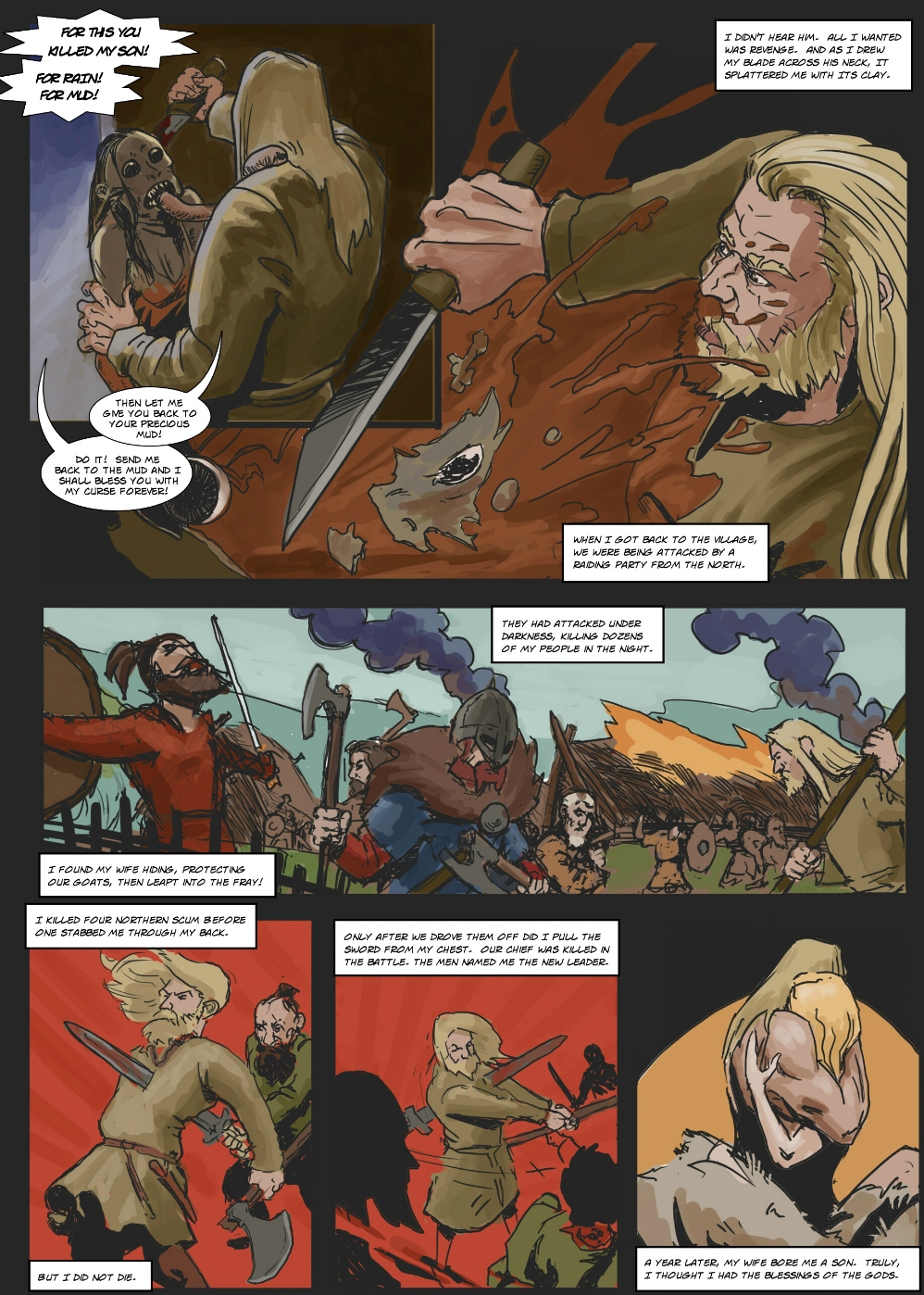 Immortal Viking pg 3
