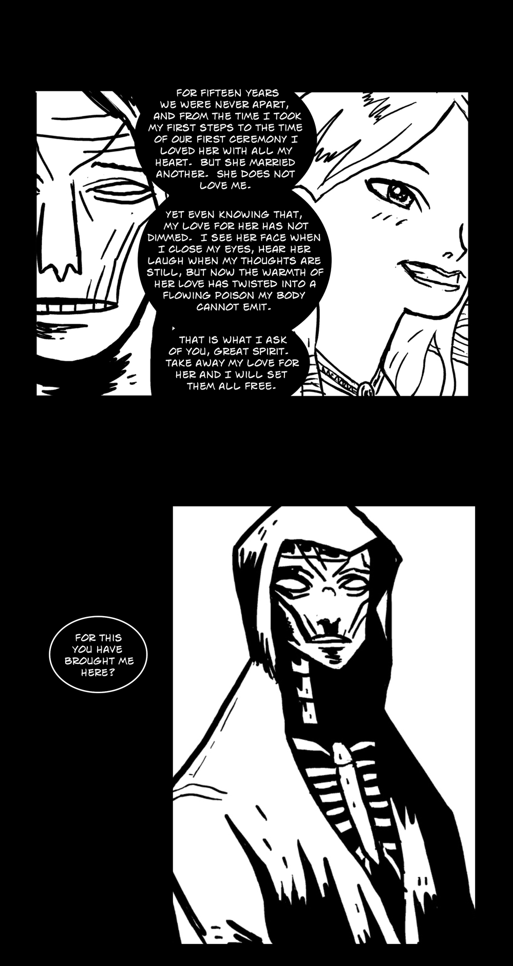 God of All Things pg 11 -- from THE BOOK OF LIES
