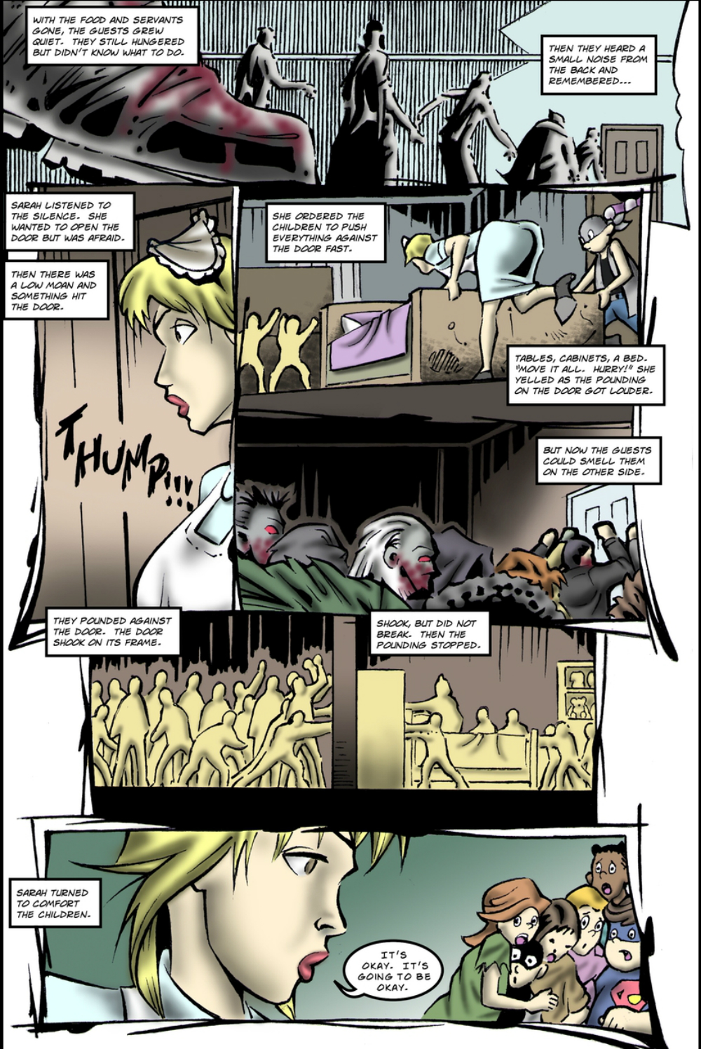FEAST page 5 - story 23