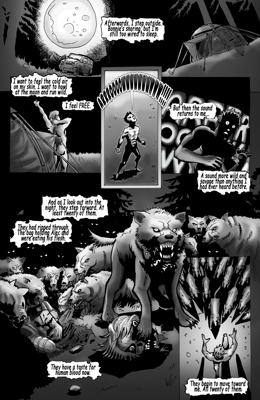 DUMP SITE page 5 - story 21