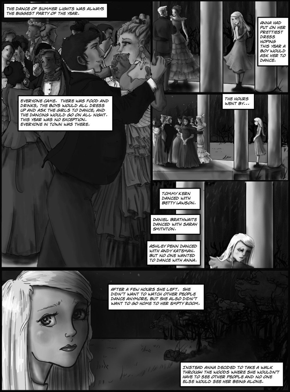 OTHER PEOPLE'S HOUSES page 2 -- in The Book of Lies