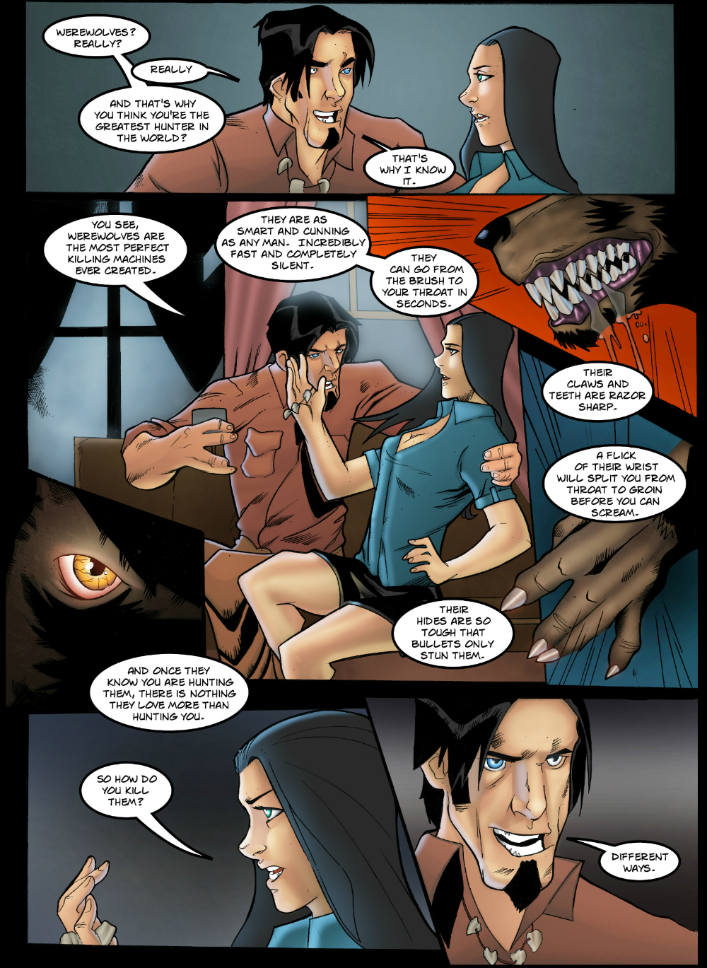 TROPHIES page 2 - story 16