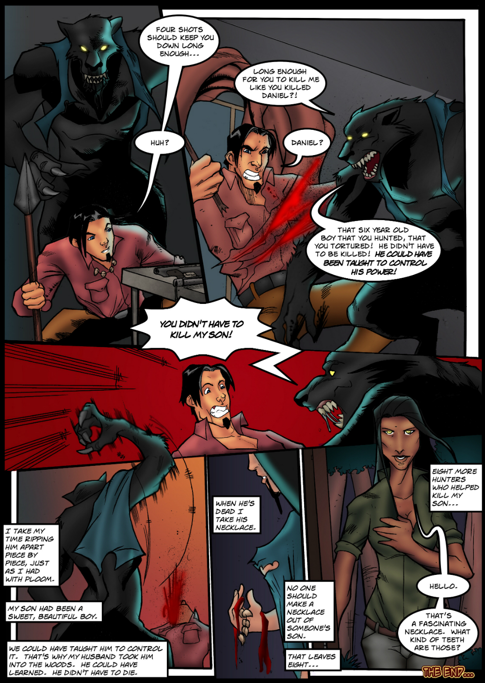 TROPHIES page 8 - story 16